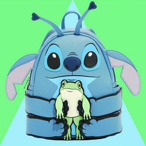 Loungefly stitch with frog